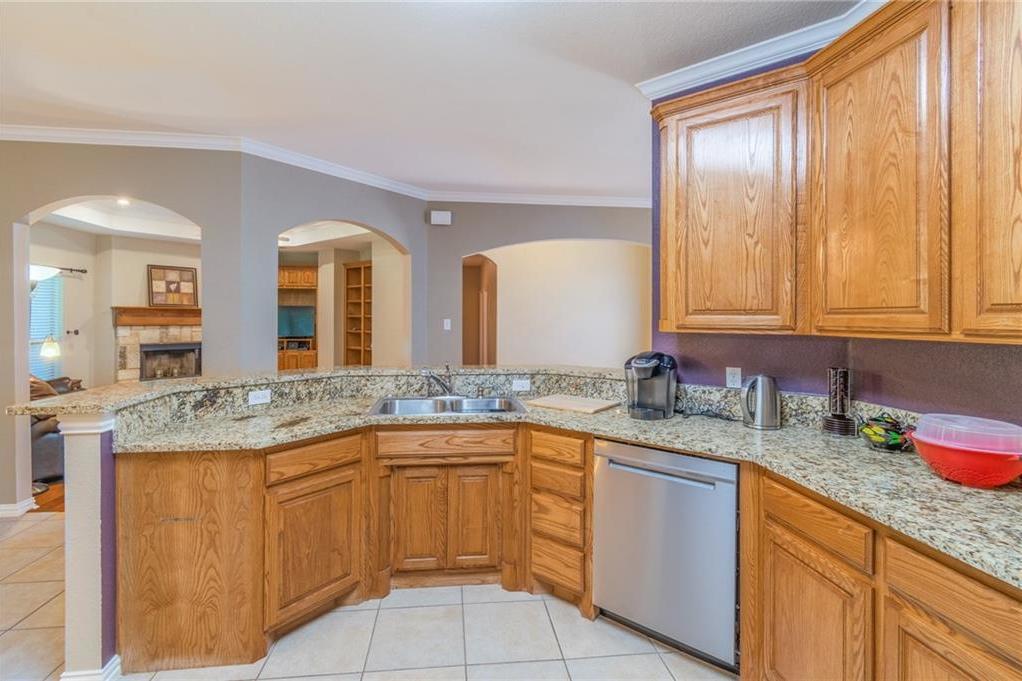 Sold Property | 1805 Spinnaker Lane Azle, Texas 76020 12