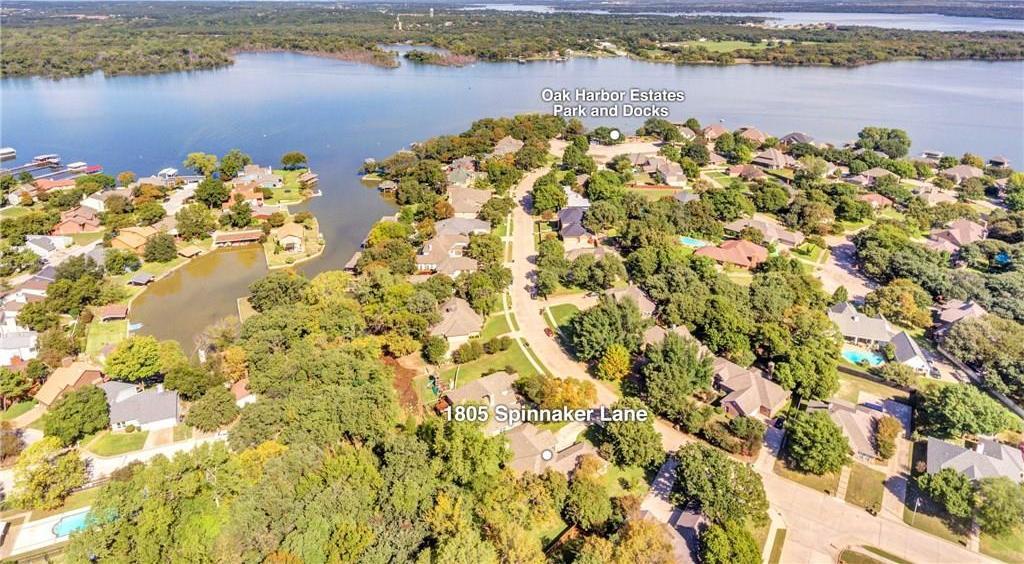 Sold Property | 1805 Spinnaker Lane Azle, Texas 76020 28