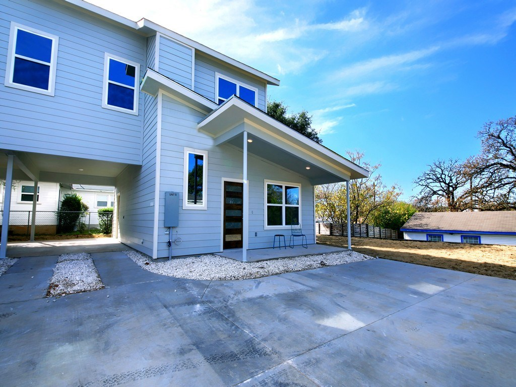 Sold Property | 1134 Chicon Street #B Austin, TX 78702 1