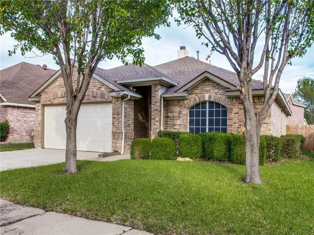 Sold Property | 624 Oak Hollow Trail Saginaw, Texas 76179 0