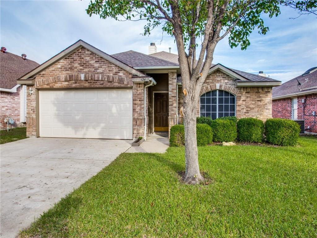 Sold Property | 624 Oak Hollow Trail Saginaw, Texas 76179 1