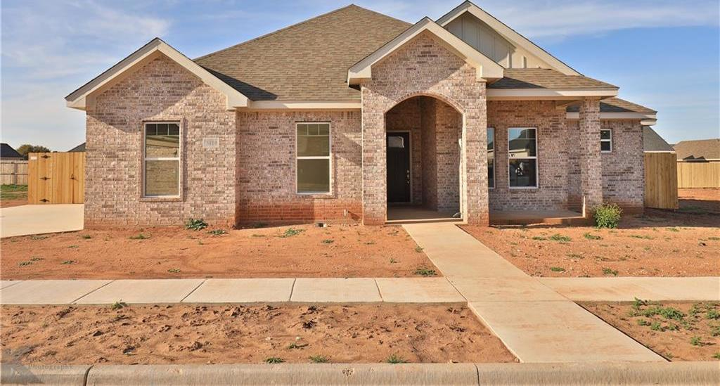 Sold Property | 3410 Double Eagle  Abilene, Texas 79606 0