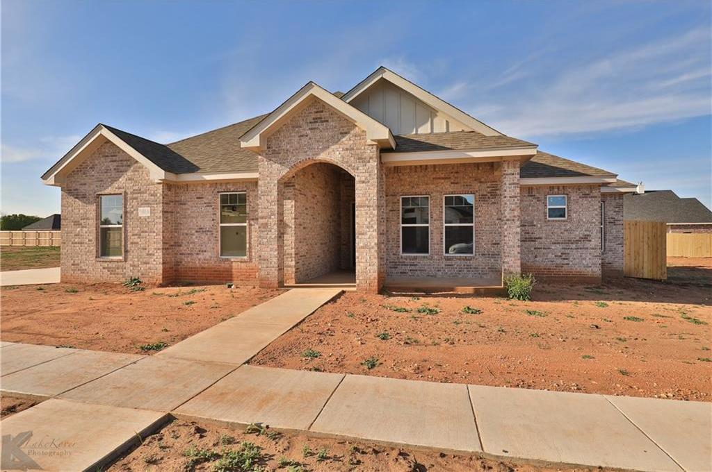 Sold Property | 3410 Double Eagle  Abilene, Texas 79606 1