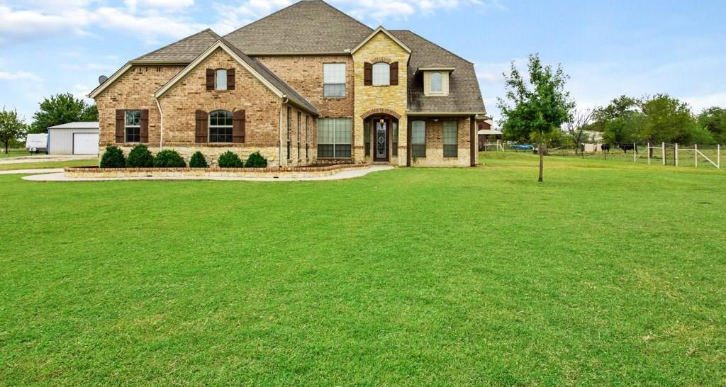 Sold Property | 690 Pioneer Road Rhome, Texas 76078 0
