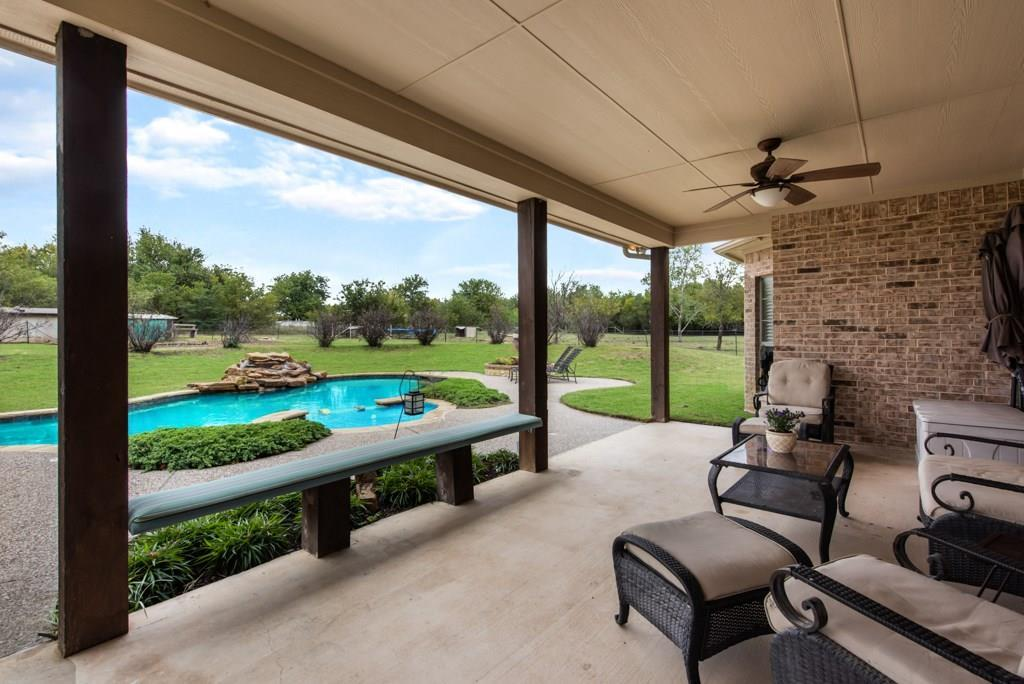 Sold Property | 690 Pioneer Road Rhome, Texas 76078 23