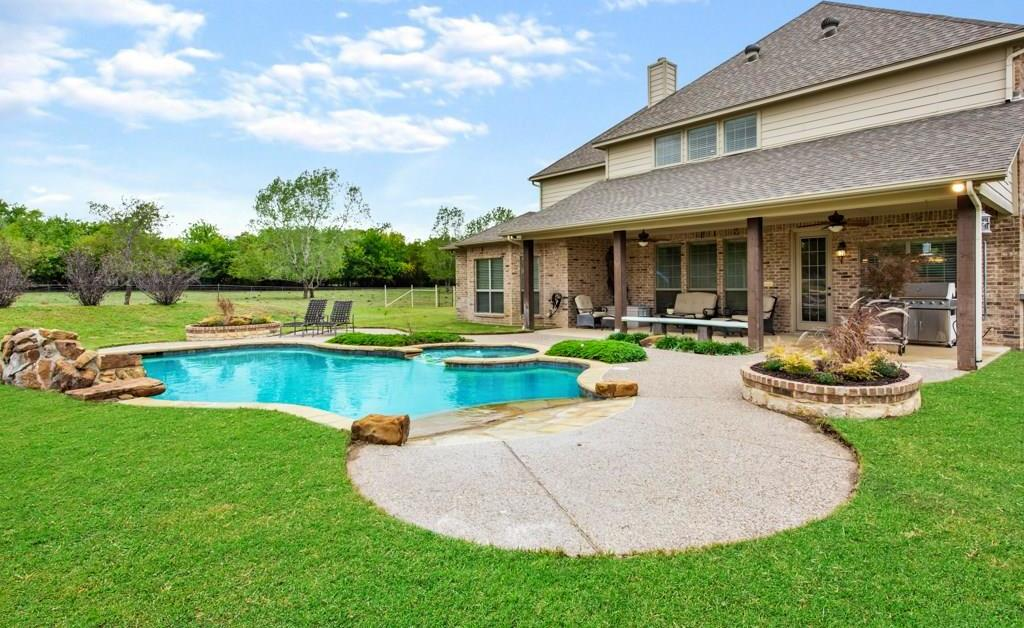 Sold Property | 690 Pioneer Road Rhome, Texas 76078 25