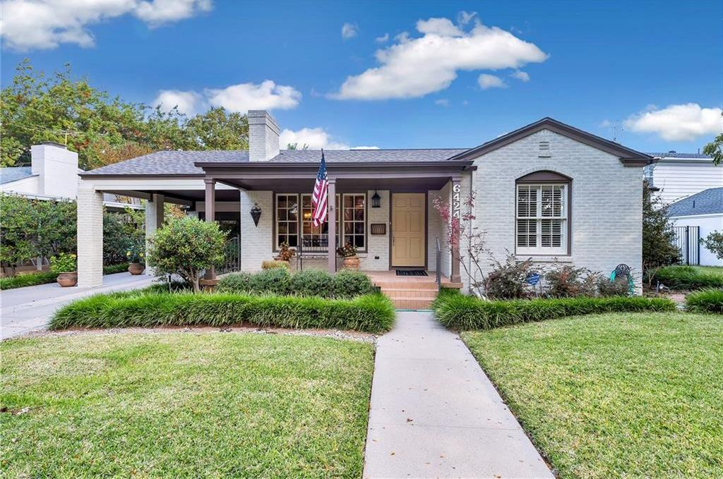Sold Property | 6424 Rosemont Avenue Fort Worth, Texas 76116 0