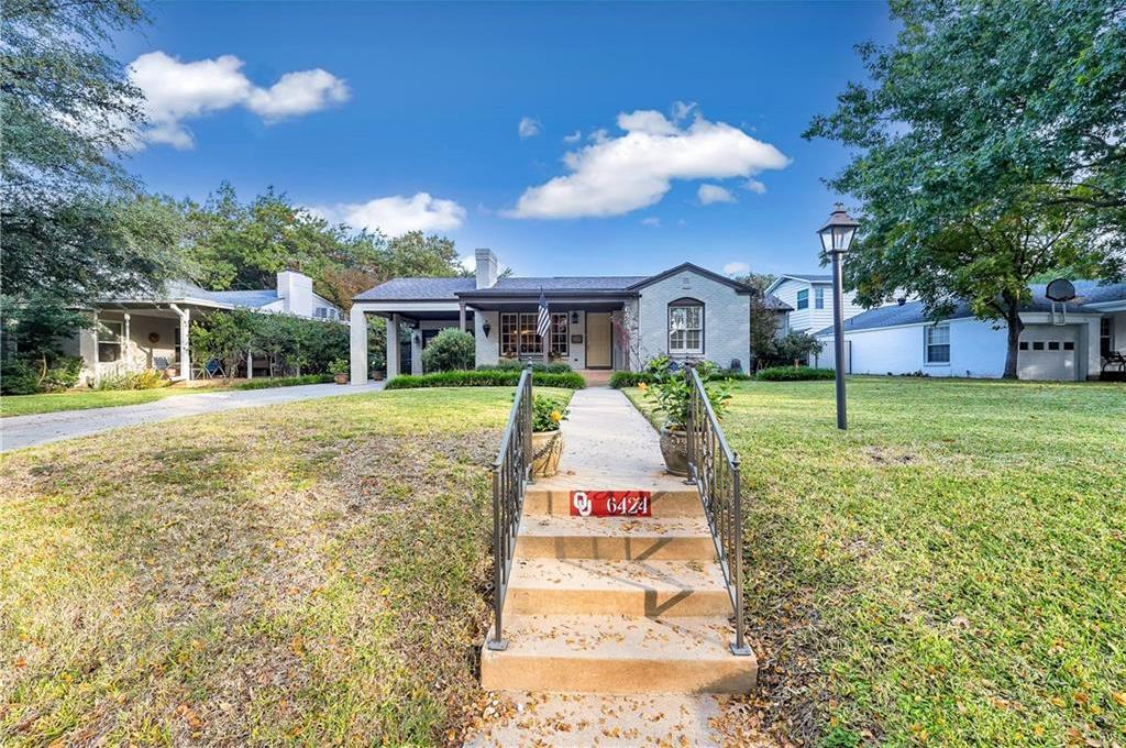 Sold Property | 6424 Rosemont Avenue Fort Worth, Texas 76116 24