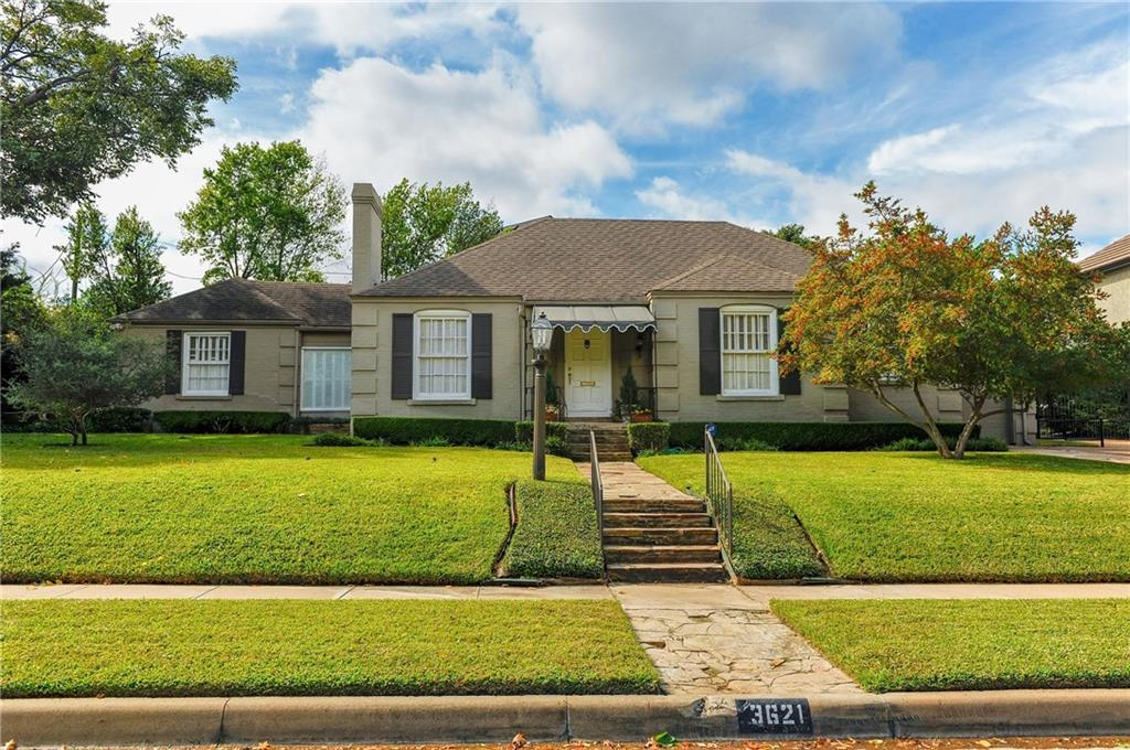 Sold Property | 3621 Potomac Avenue Fort Worth, Texas 76107 0