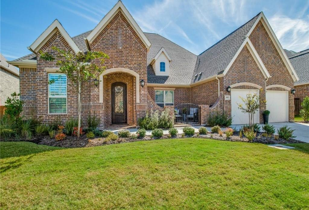 Sold Property | 10905 Smoky Oak Trail Flower Mound, Texas 76226 0