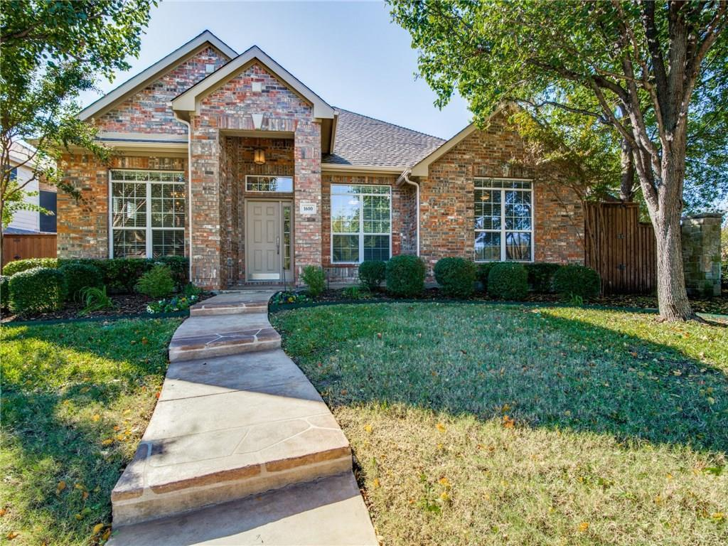 Sold Property | 1600 Country Bend Allen, Texas 75002 0