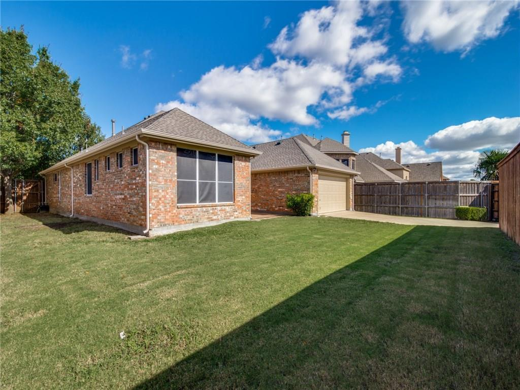 Sold Property | 1600 Country Bend Allen, Texas 75002 24