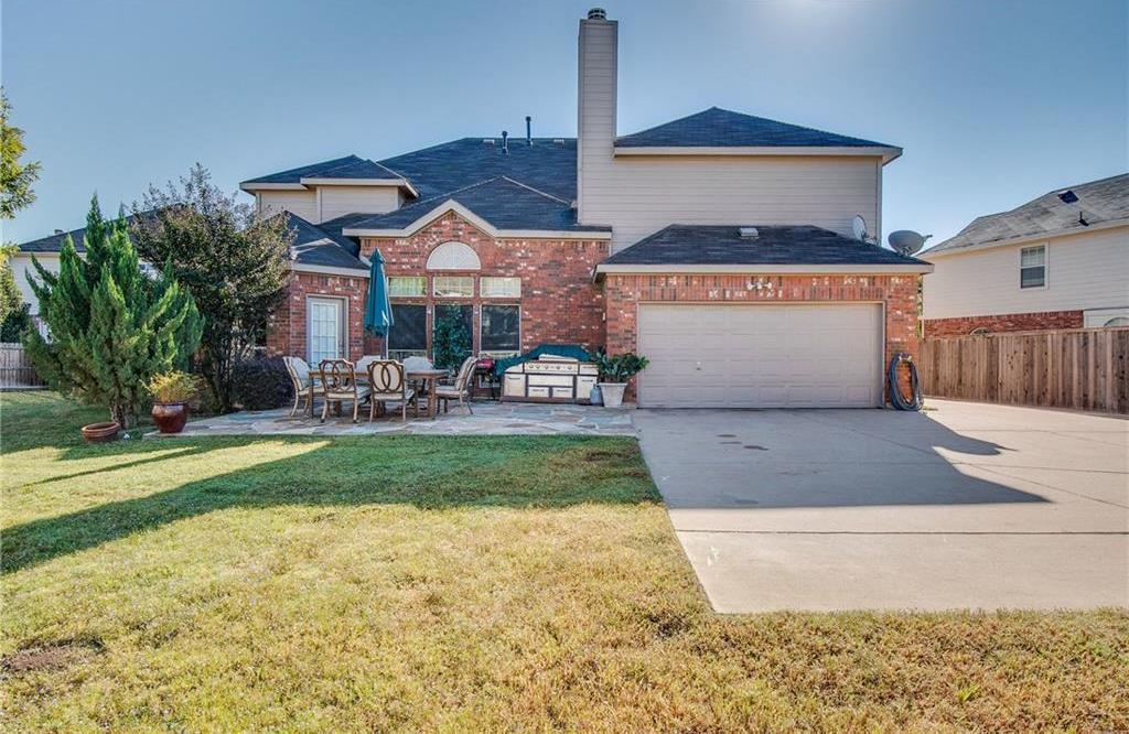 Sold Property | 8500 Cedar Brush Court Fort Worth, Texas 76123 1