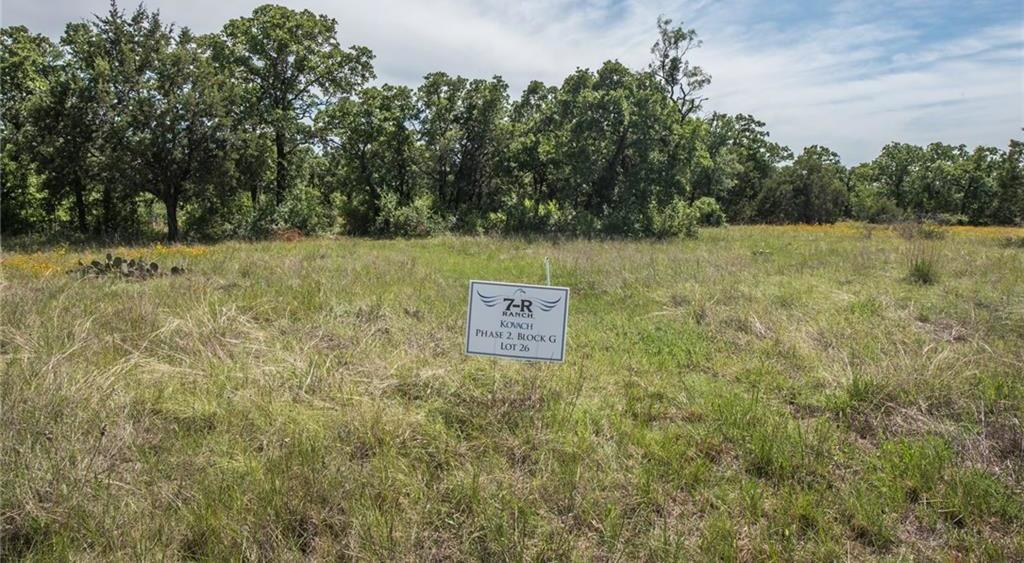 Active | Lot26G Stagecoach Trl.  Gordon, TX 76453 19