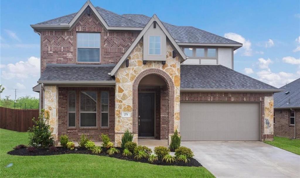 Sold Property | 271 Mira Vista Lane Oak Point, TX 75068 0