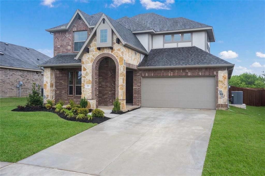 Sold Property | 271 Mira Vista Lane Oak Point, TX 75068 1