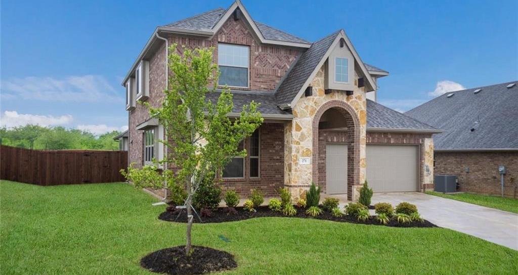 Sold Property | 271 Mira Vista Lane Oak Point, TX 75068 2