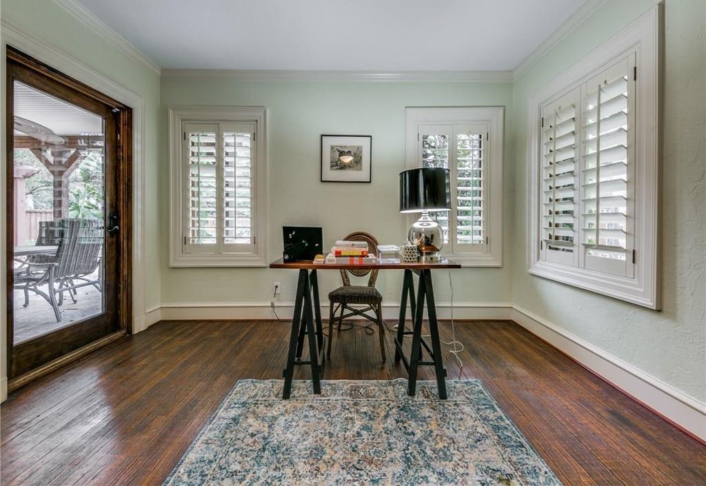 Sold Property | 8326 Garland Road Dallas, Texas 75218 25