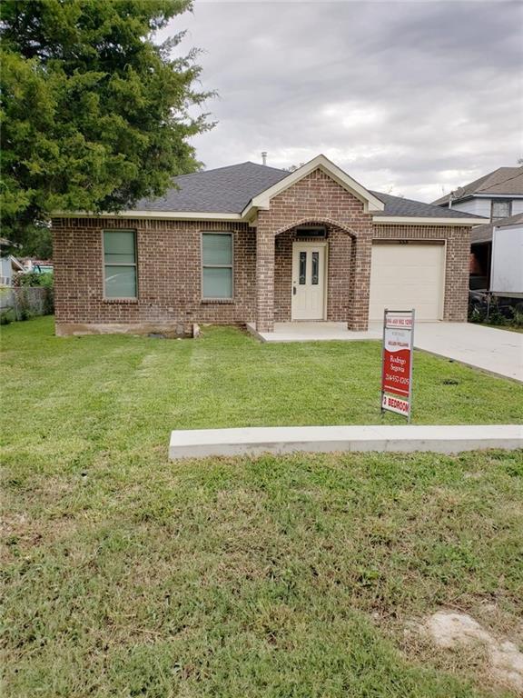 Sold Property | 558 Elkhart Avenue Dallas, Texas 75217 1