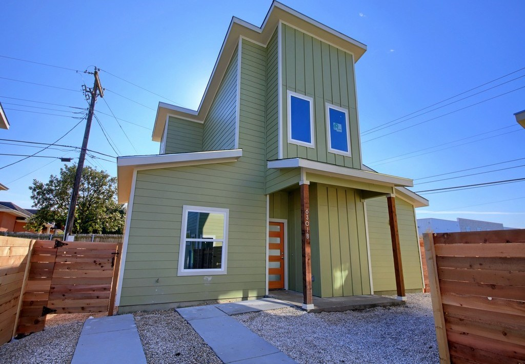 Sold Property | 6301 Santos Street #B Austin, TX 78741 1