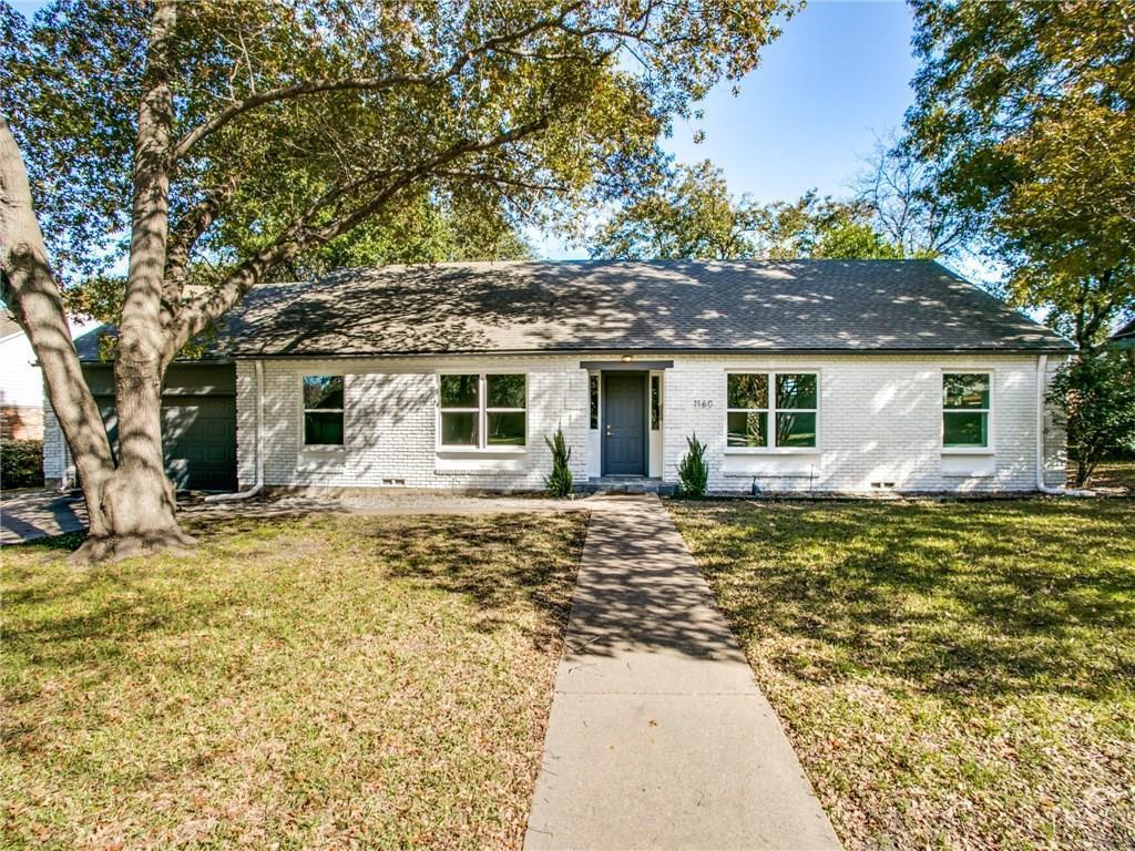 Sold Property | 1160 Bally Mote Drive Dallas, Texas 75218 0
