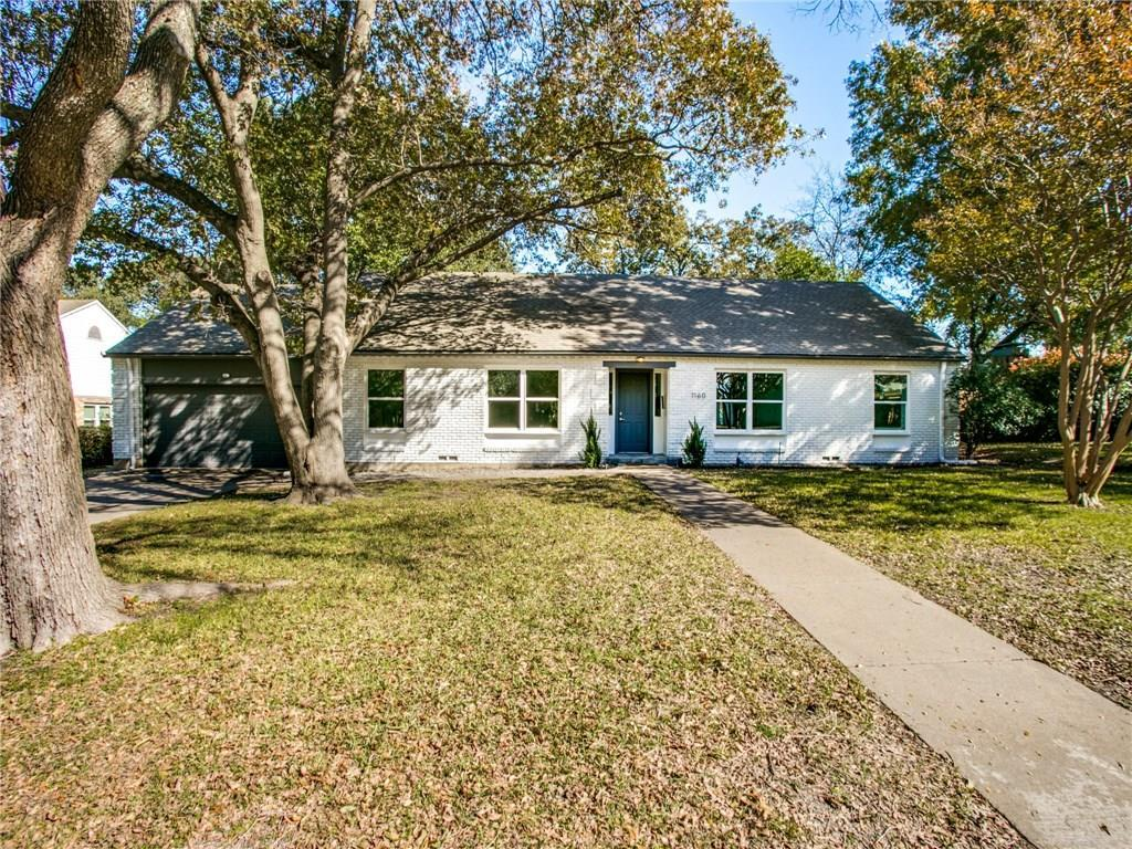 Sold Property | 1160 Bally Mote Drive Dallas, Texas 75218 1