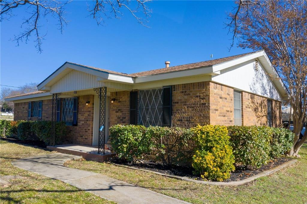 Sold Property | 201 Cemetery Road Aurora, Texas 76078 1