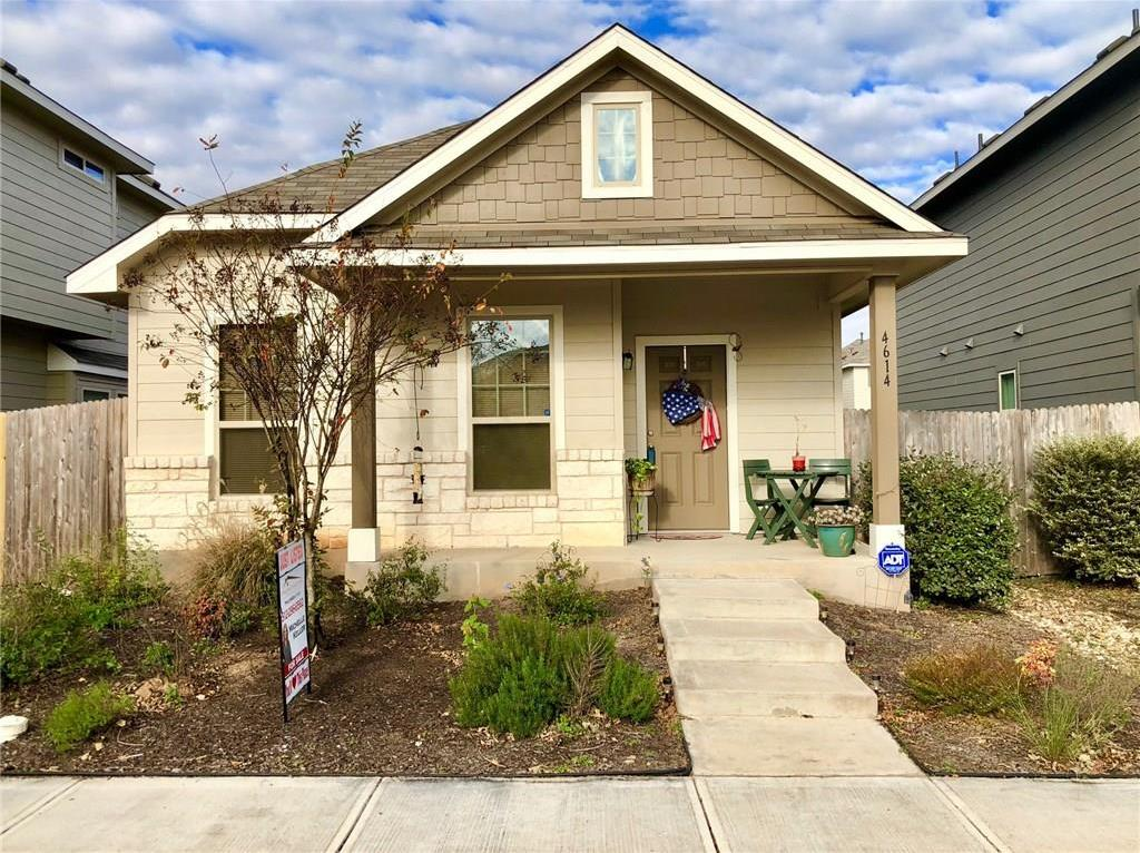Sold Property | 4614 Inicio Lane Austin, TX 78725 0
