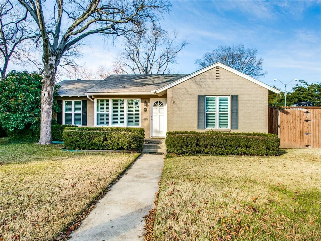 Sold Property | 6347 Sudbury Drive Dallas, Texas 75214 1