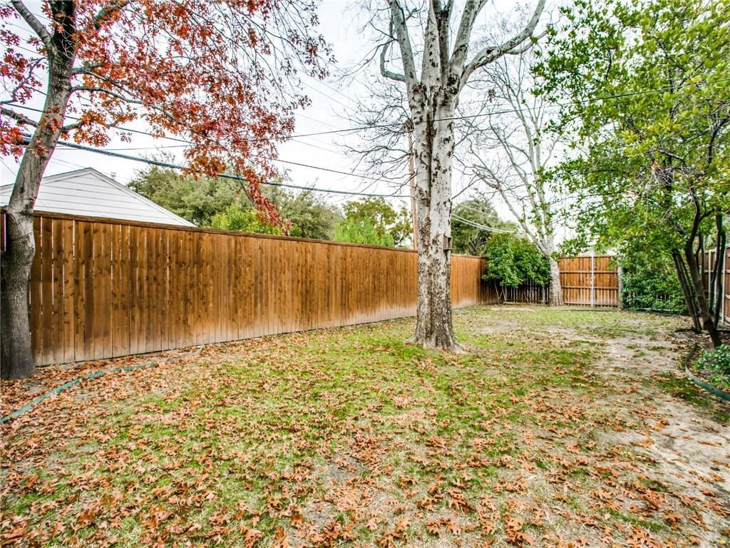 Sold Property | 6347 Sudbury Drive Dallas, Texas 75214 24