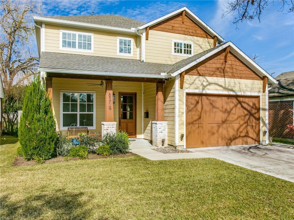 Sold Property | 6219 Anita Street Dallas, Texas 75214 1