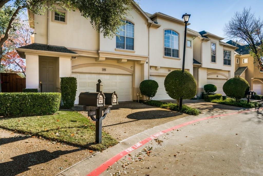Housed Real Estate + Relocation  | 14586 Berklee  Drive Addison, TX 75001 2