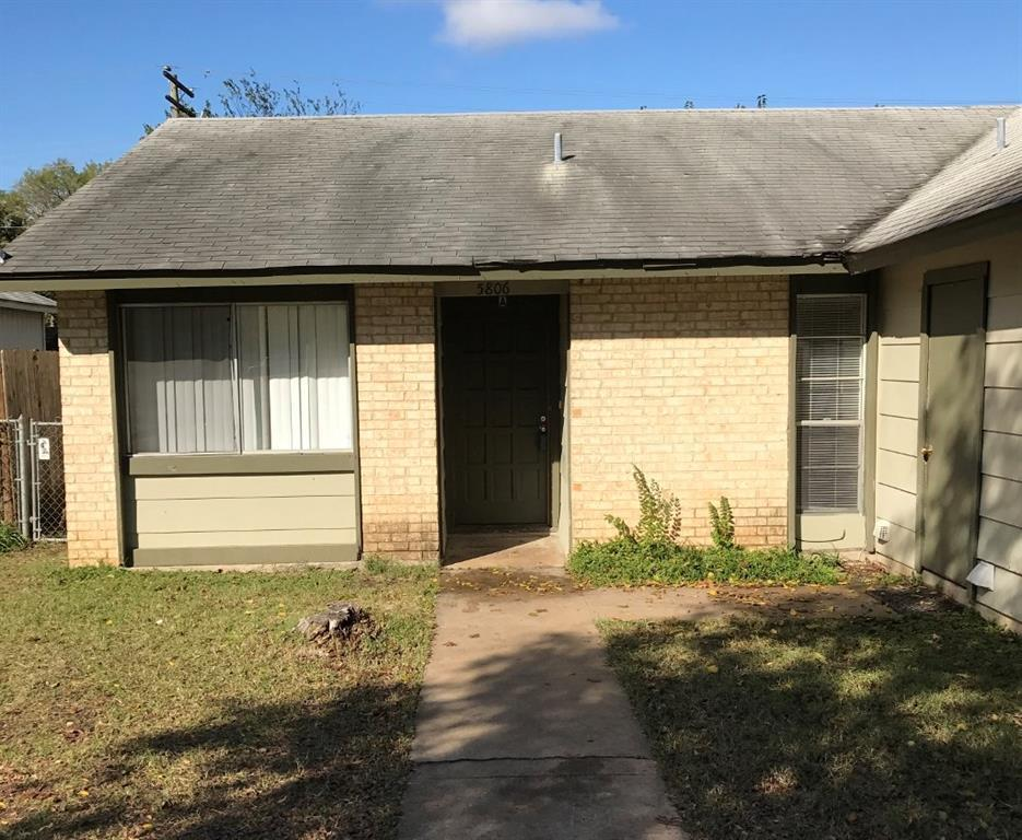 Leased | 5806 Emerald Forest Drive #A Austin, TX 78745 0