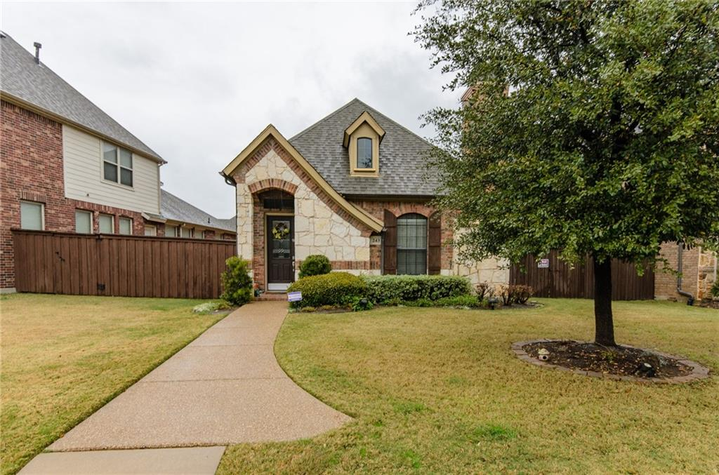 Housed Real Estate + Relocation  | 243 Carrington  Lane Lewisville, TX 75067 2