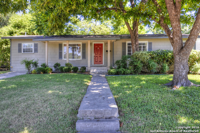 Property for Rent | 449 RITTIMAN RD  San Antonio, TX 78209 0