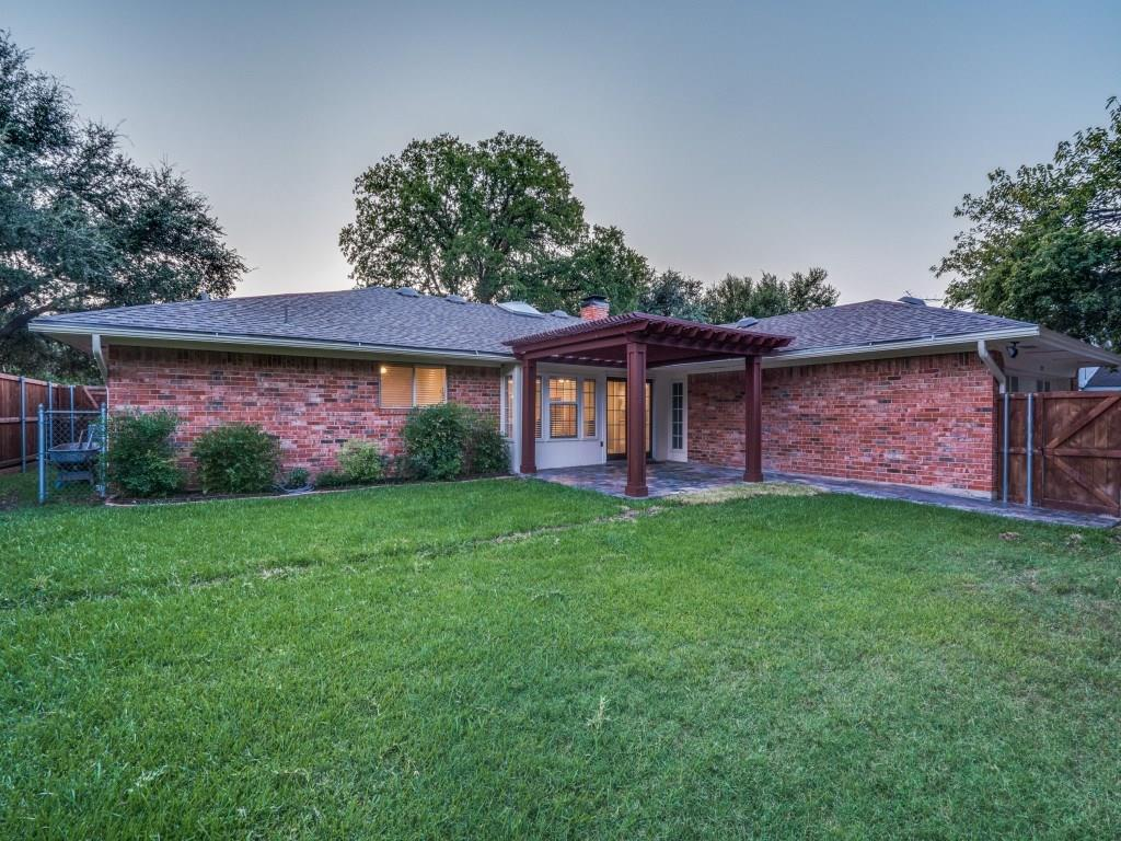 Sold Property | 2920 Canyon Valley Trail Plano, Texas 75075 34