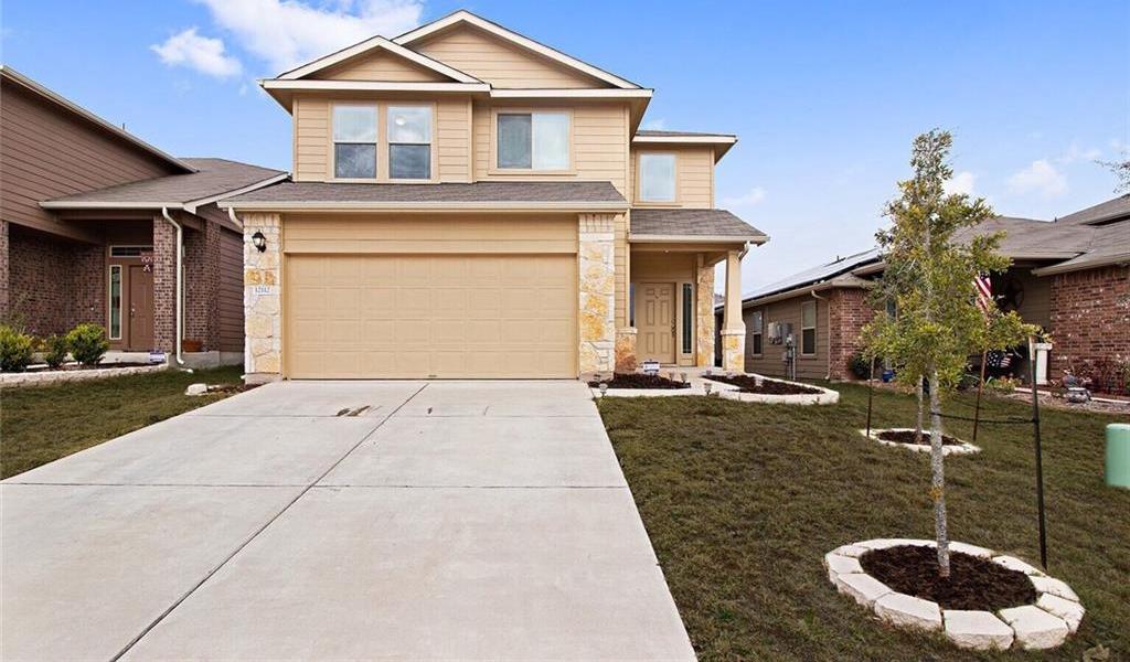 Sold Property | 12112 Walter Vaughn Drive Manor, TX 78653 1