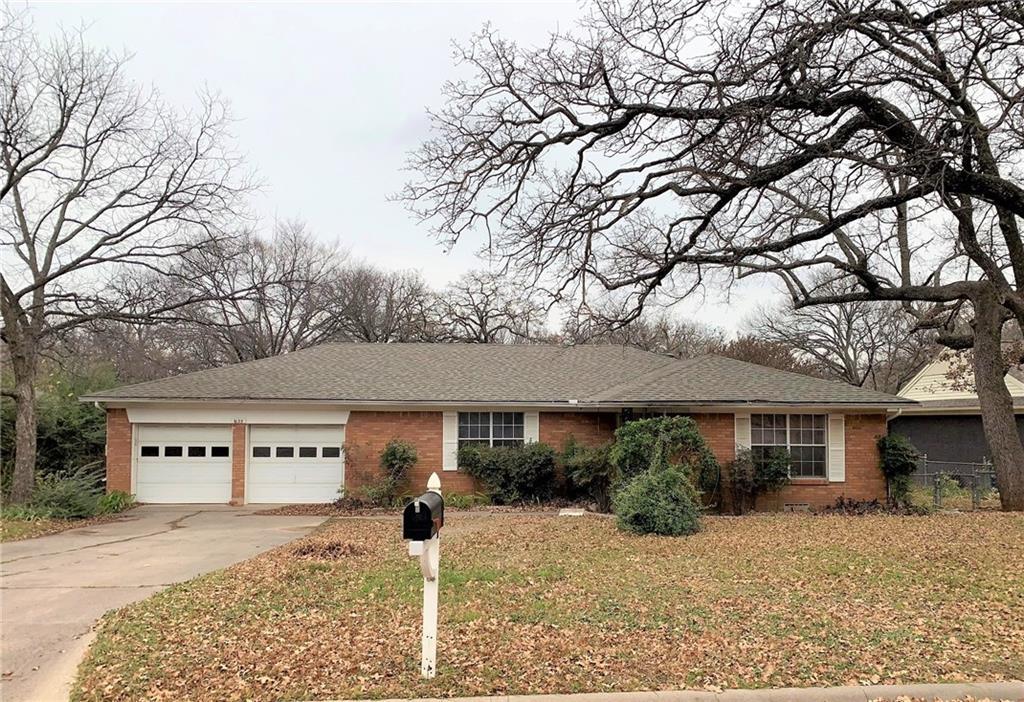 Sold Property | 1023 Hopkins Drive Denton, Texas 76205 1
