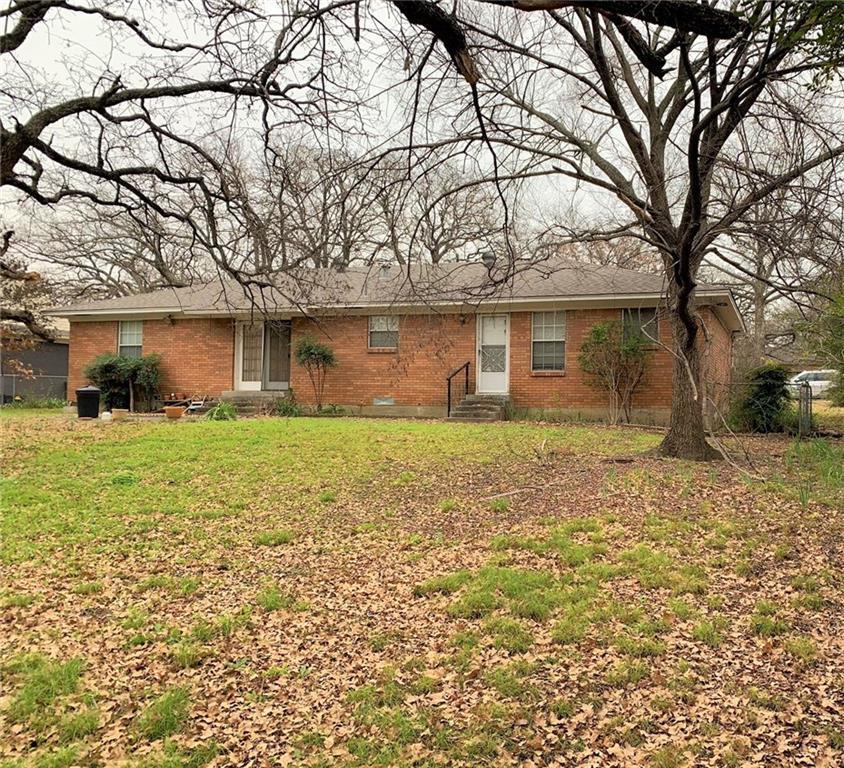 Sold Property | 1023 Hopkins Drive Denton, Texas 76205 2