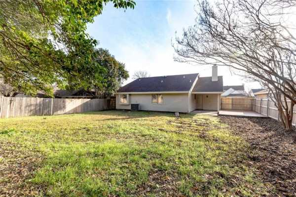 Sold Property | 5310 Yaupon Drive Arlington, Texas 76018 34