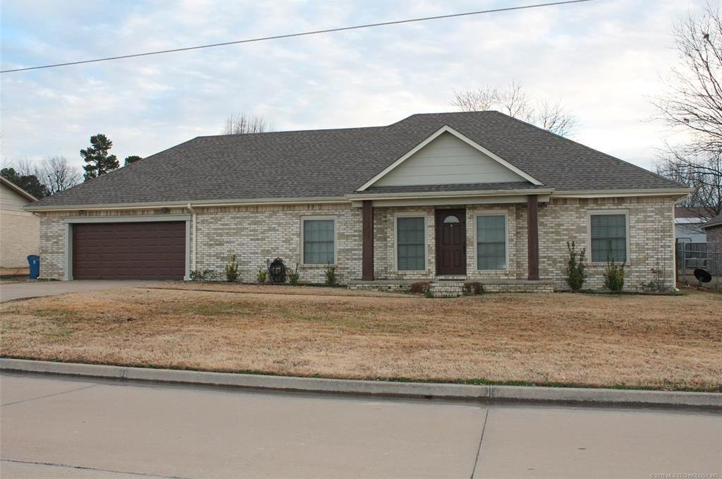 Off Market | 1204 E Reynolds Road McAlester, Oklahoma 74501 0