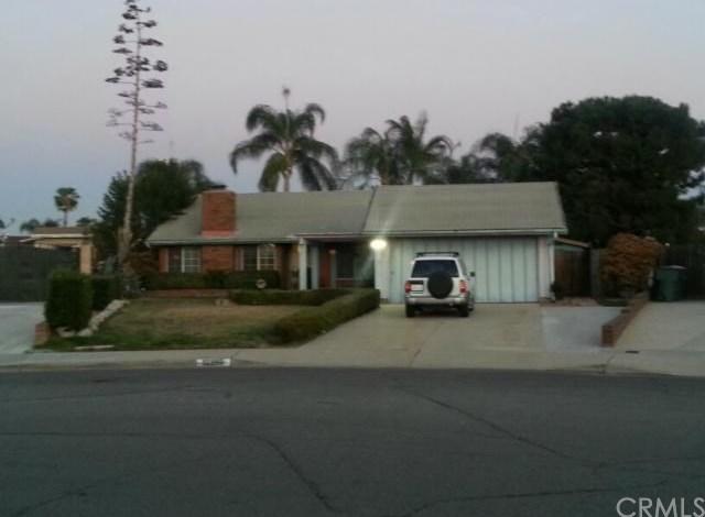 Closed | 12393 Napa  Drive Chino, CA 91710 0