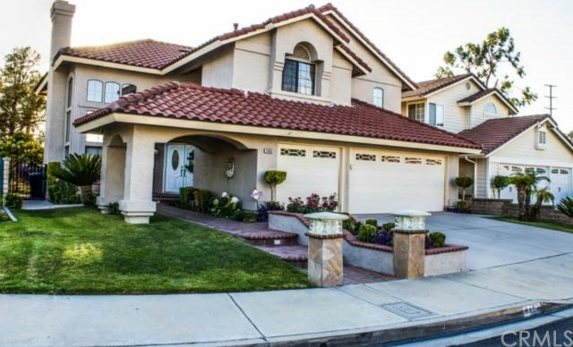 Closed | 2453 Hawkwood Drive Chino Hills, CA 91709 0