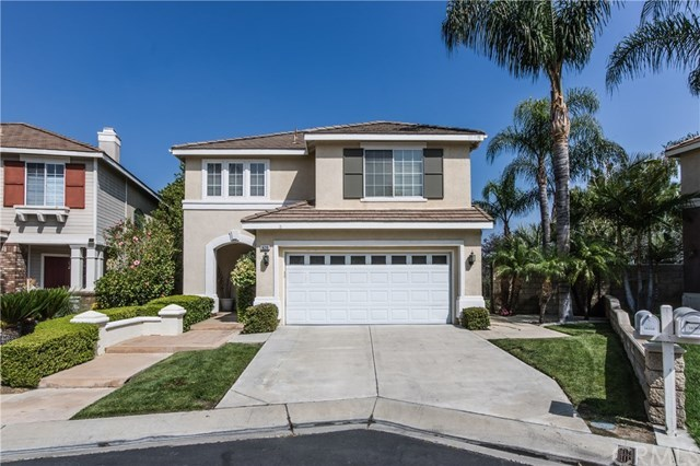Closed | 16310 Sonnet Place Chino Hills, CA 91709 1
