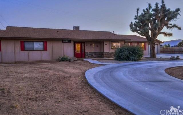 Active | 8758 Alaba Avenue Yucca Valley, CA 92284 1