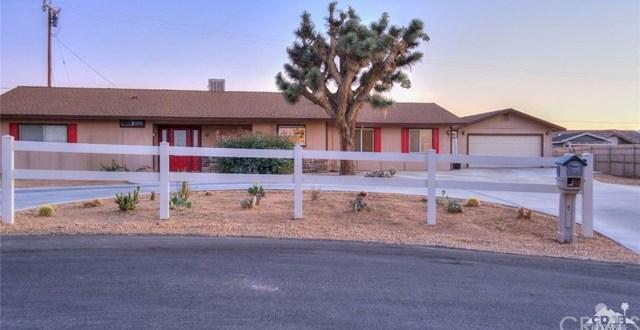 Active | 8758 Alaba Avenue Yucca Valley, CA 92284 2
