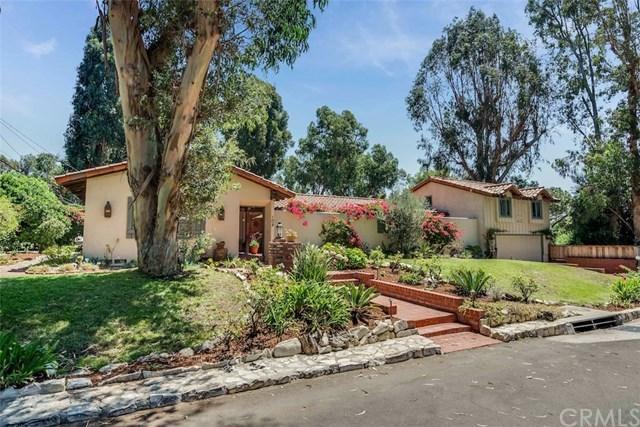 Closed | 108 Via Pascual Palos Verdes Estates, CA 90274 0