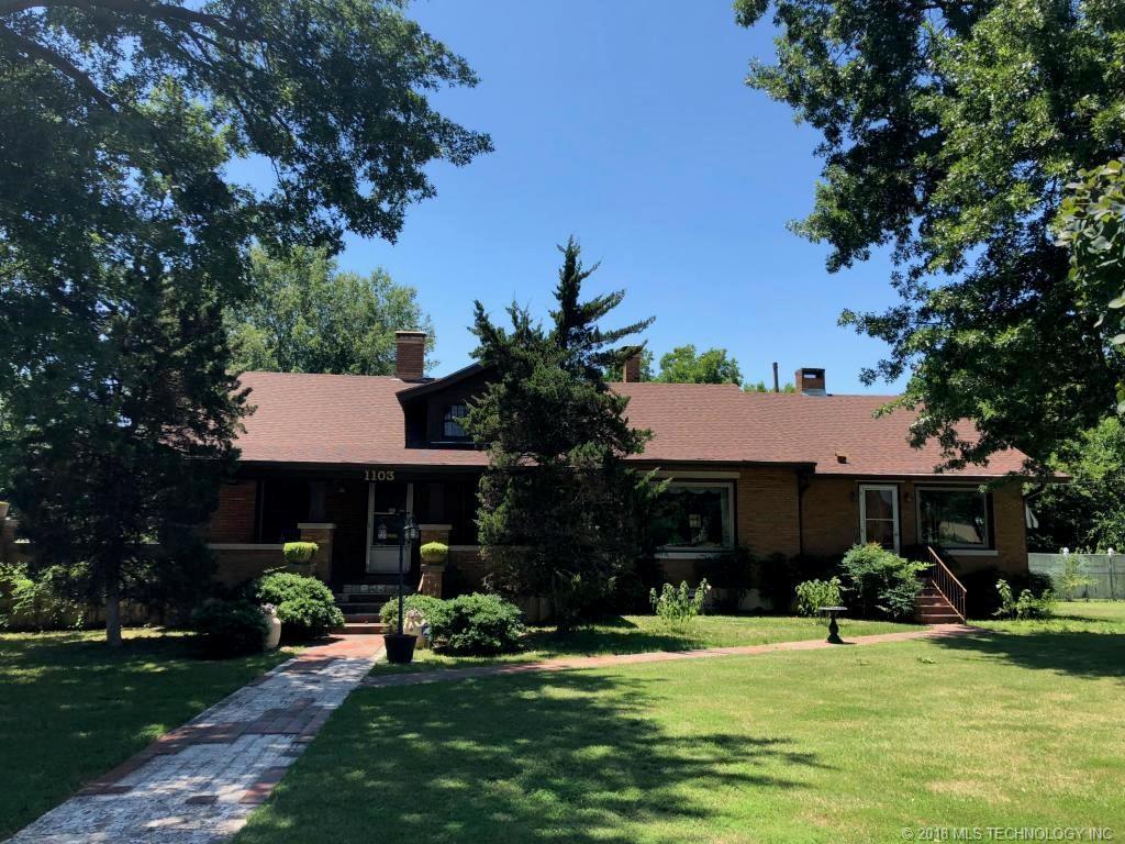 Off Market   1103 W Canadian Street Vinita, Oklahoma 74301 23