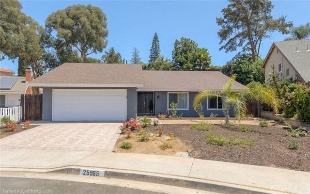 Closed | 25995 Corriente Lane Mission Viejo, CA 92691 9
