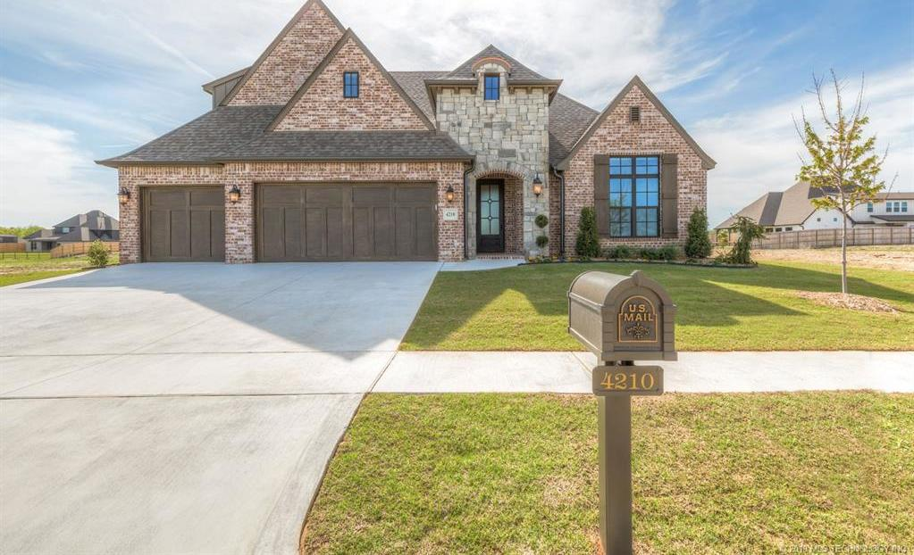 Off Market | 4210 S 167th Avenue Tulsa, Oklahoma 74134 1